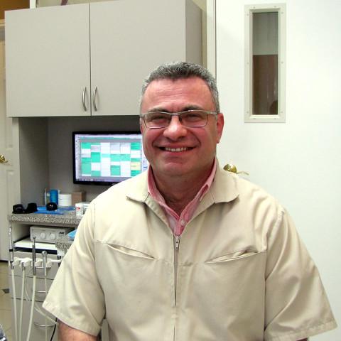 Dr Sam Segall, DDS